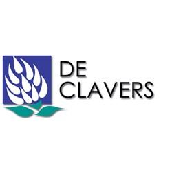 Fysiotherapie De Clavers logo print
