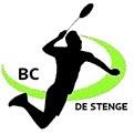 Badmintonvereniging BC de Stenge logo print