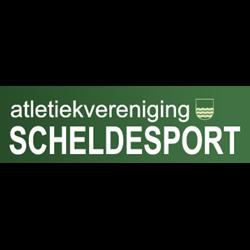 AV Scheldesport logo print
