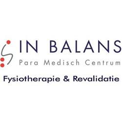 Fysiotherapie PMC in Balans logo print