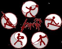 Chinees GezondheidsCentrum Rep & Lentze logo print