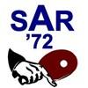 Logo Tafeltennisvereniging SAR '72