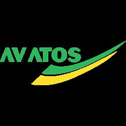 Av Atos logo print