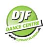Logo DJF Dance Centre
