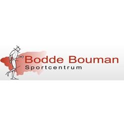 Bodde Bouman Sportcentrum Dokkum logo print