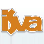 ISVA logo print