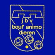 Jeu de boules vereniging Boul'Animo logo print