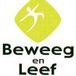 Beweeg en Leef logo print