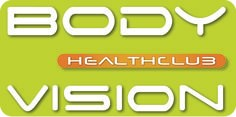 Bodyvision logo print