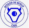 Boules de Boeuf logo print