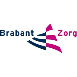 BrabantZorg  logo print