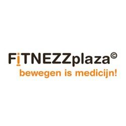 Fitnezzplaza logo print