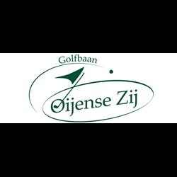 Golfbaan Oijense Zij logo print