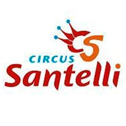 Circus Santelli logo print