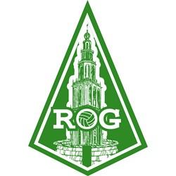KV ROG logo print