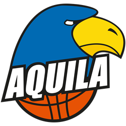 Basketbalvereniging Aquila logo print