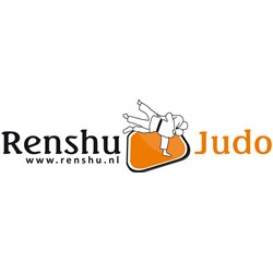 Judoschool Renshu logo print