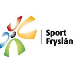 Sportkluppie Leeuwarden logo print