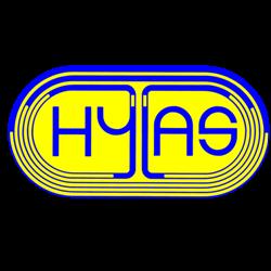 AV Hylas logo print