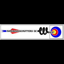 Handboogschutterij De Waert logo print
