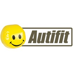 Autifit logo print