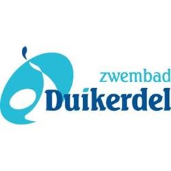 Sportservice Langedijk / zwembad Duikerdel logo print