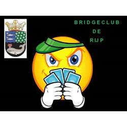 Bridgeclub de Rijp logo print