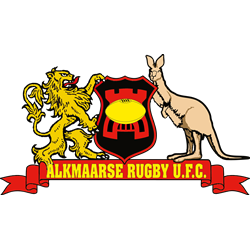Alkmaarse Rugby UFC logo print