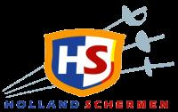 Holland Schermen logo print
