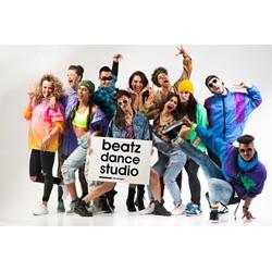 Beatz Dance Studio logo print