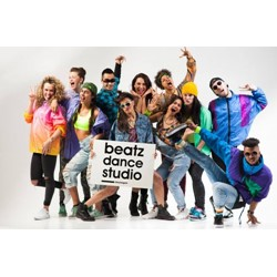 Beatz Dance Studio logo print