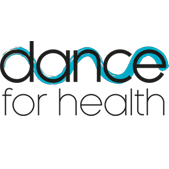 Dance for Health logo print