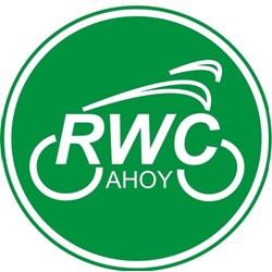RWC Ahoy logo print