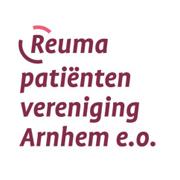 Reuma Patiënten Vereniging Arnhem e.o. logo print