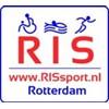 Logo RIS (Rotterdamse Vereniging voor aangepast sporten)
