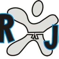 JCR judo logo print