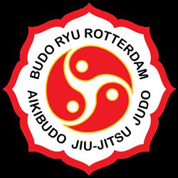Budo Ryu Rotterdam logo print