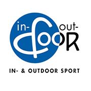In- en outdoor sport logo print