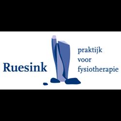 Fysiotherapie Ruesink logo print