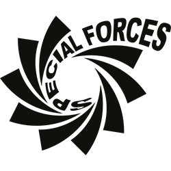 Special Forces logo print