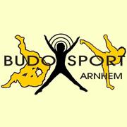Budo Sport Arnhem logo print
