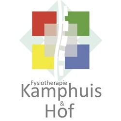 Fysiotherapie Kamphuis en Hof logo print