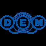 Logo Atletiekvereniging DEM Beverwijk