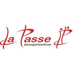 La Passe logo print