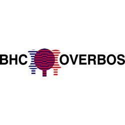 BHC Overbos logo print