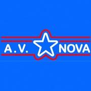 AV NOVA logo print