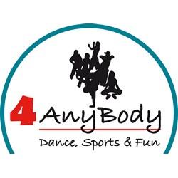 4 AnyBody logo print