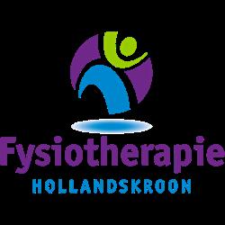 Fysiotherapie Hollands Kroon logo print