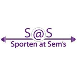 Sporten-at-Sem's logo print