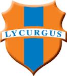 Atletiekvereniging Lycurgus logo print